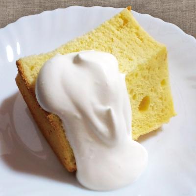 米粉100%シフォンケーキ